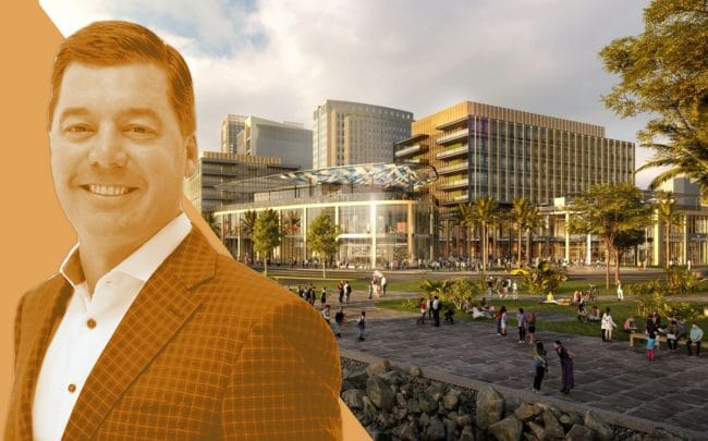 IQHQ Stephen Rosetta and the San Diego Research and Development District (IQHQ)